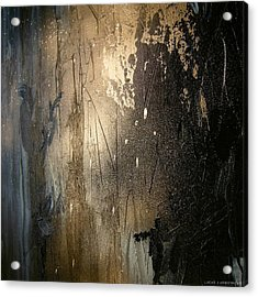 Abstract Color Study Acrylic Print by Lucas Armstrong