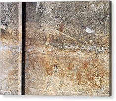 Abstract Concrete 17 Acrylic Print