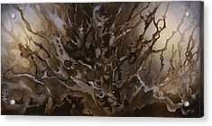 Abstract Design 57 Acrylic Print by Michael Lang