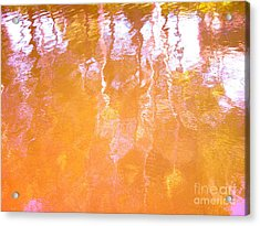 Abstract Extensions Acrylic Print