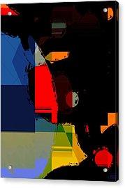 Abstract Night Acrylic Print