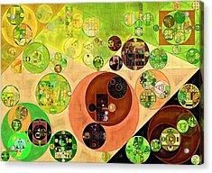 Abstract Painting - Chenin Acrylic Print by Vitaliy Gladkiy