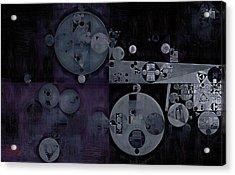 Abstract Painting - Haiti Acrylic Print by Vitaliy Gladkiy