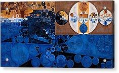 Abstract Painting - Havana Acrylic Print