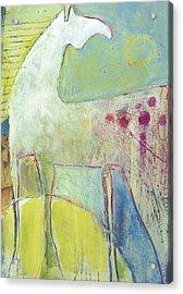 Abstract Pony No 4 Acrylic Print
