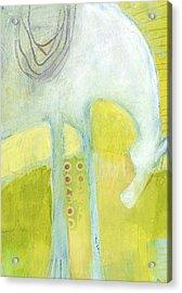Abstract Pony No 7 Acrylic Print