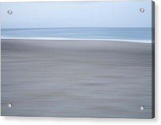 Abstract Seascape No. 10 Acrylic Print