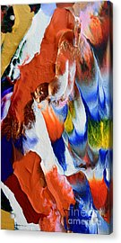 Abstract Series N1015bp Copy Acrylic Print