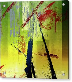 Abstract Thoughts Acrylic Print