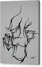 Abstract Tribal  Acrylic Print
