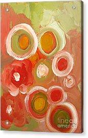 Abstract Viii Acrylic Print