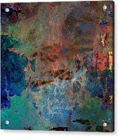 Abstract Wash 3 Acrylic Print