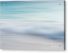 Acrylic Print featuring the photograph Abstract Wave Photograph by Ivy Ho