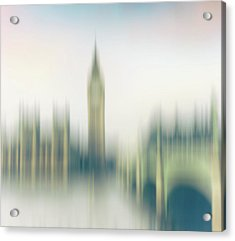 Abstract Westminster Acrylic Print