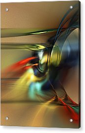 Abstraction 022023 Acrylic Print