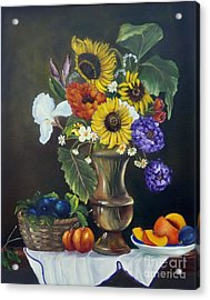 Abundance Acrylic Print