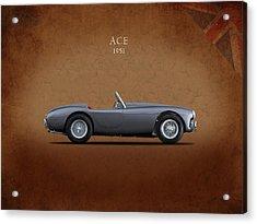 Ac Ace 1951 Acrylic Print