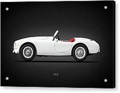 Ac Ace 1959 Acrylic Print