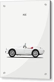Ac Ace Acrylic Print
