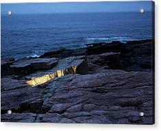 Acadia Nocturnes Acrylic Print