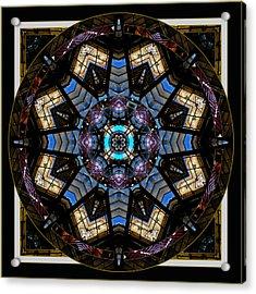 Acme 2 Acrylic Print by Willa Davis