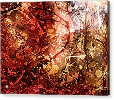Acquiescence Acrylic Print