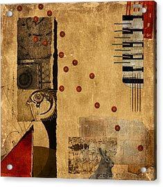 Across The Board Acrylic Print by Carol Leigh