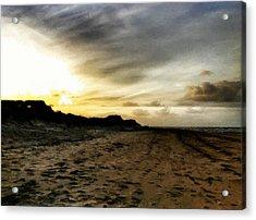 Across The Sands Acrylic Print