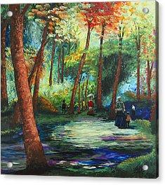 Acrylic Msc 217 Acrylic Print