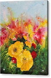 Acrylic Msc 218 Acrylic Print