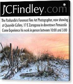 Ad3 Acrylic Print by JC Findley