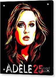Adele 25-1 Acrylic Print