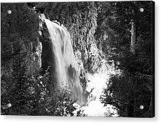 Adirondack Falls Acrylic Print