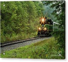 Adirondack Rr Acrylic Print