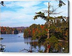 Adirondack View Acrylic Print