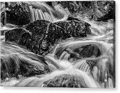 Adirondack Waterfall Acrylic Print