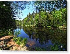 Adirondack Waters Acrylic Print