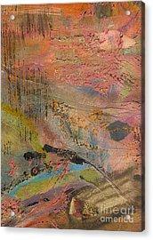 Admiring God's Handiwork II Acrylic Print by Angela L Walker