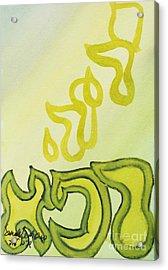 Adonai Rophe - God Heals Acrylic Print