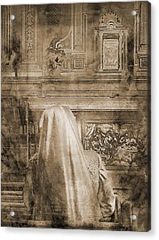 Adoration Chapel 2 Acrylic Print