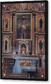 Adoration Chapel 5 Acrylic Print