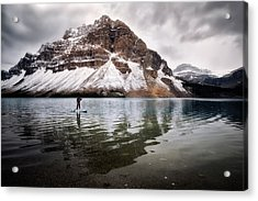 Adventure Unlimited Acrylic Print