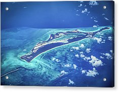 Aerial Photo  Acrylic Print by Mao Lopez