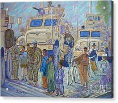 Afghanistan 2009 Acrylic Print