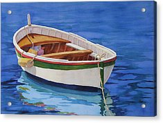 Afloat Acrylic Print by Judy Mercer