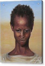 Africa Acrylic Print by Annemeet Hasidi- van der Leij