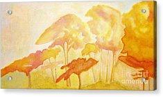Africa Acrylic Print by Mimo Krouzian
