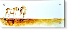 African Marriage - Original Artwork Acrylic Print