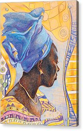 African Secession Acrylic Print