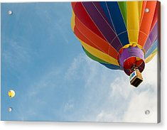 After Liftoff Acrylic Print